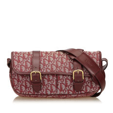 Dior - Oblique Jacquard Shoulder Bag