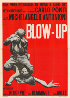 Anonyme - Blow Up - 1967