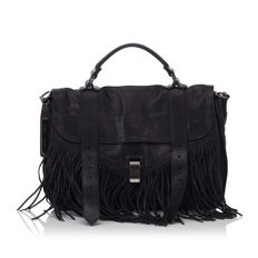 Proenza Schouler - Leather Fringe PS1