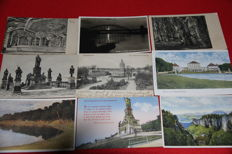 Lot 130 Germany Postcards all 9x14 all photographed
