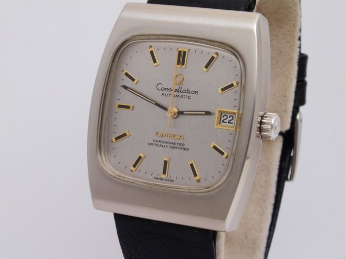 Omega constellation automatic - Men's wrist watch - 1001 cal.