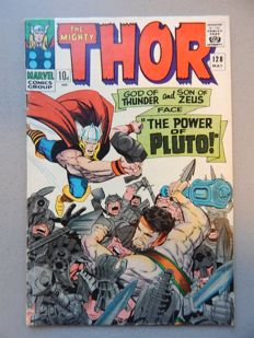 Marvel Comics - The Mighty Thor #128 - 1x sc - (1966)