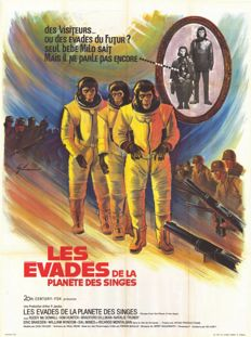 Grinsson - Escape From The Planet Of The Ape - 1971