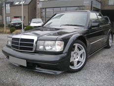 Mercedes-Benz - 190E 2.5-16 Evo2 body kit - 1989