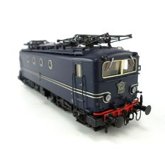 Philotrain H0 - 870/48-2 - Brass small series Electric locomotive series 1100 of the NS