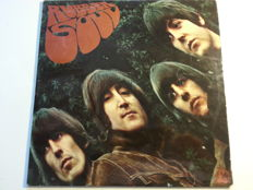 The Beatles- Rubber Soul, LP- 1st Uk press Mono- Loud Cut- PMC 1267
