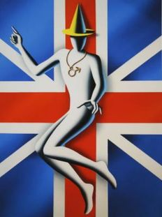 Mark Kostabi - Austin Powers