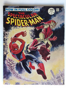 Marvel Comics - The Spectacular Spider-Man #2 - Magazine - 1x sc - (1968)