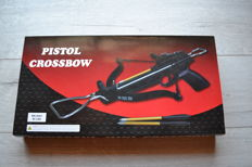 new crossbow pistol 80 LBS