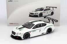 True Scale Miniatures - Schaal 1/18 - Bentley Continental GT3 Concept Car Mondial de l'Automobile 2012