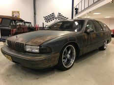 Oldsmobile - Custom Cruiser - 1991