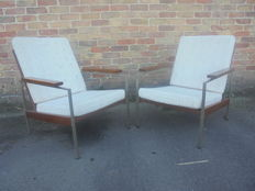 Rob Parry for Gelderland - pair of easy chairs