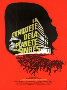 Anonyme - Conquest Of The Planet Of The Apes - 1971