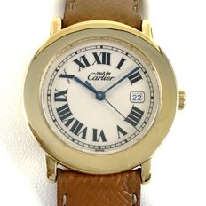 Cartier Ronde Solo Date  - Men´s  watch