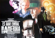 s war einmal in Amerika (Once upon a Time in America, Sergio Leone) - 1984