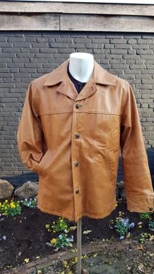 Pall Mall PME American classic leather jacket - Bőrkabát
