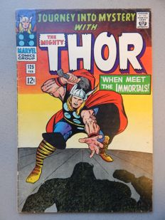 Marvel Comics - Journey into Mystery with the Mighty Thor #125 - 1x sc - (1966)