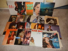 The Female Artists Collection including 23 LP Albums