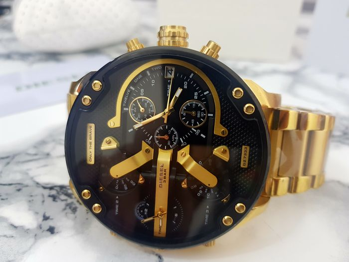 Diesel Big Daddy Watch DZ7333