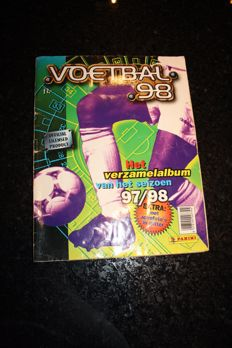 Panini - Voetbal 98 - Dutch league - Complete album