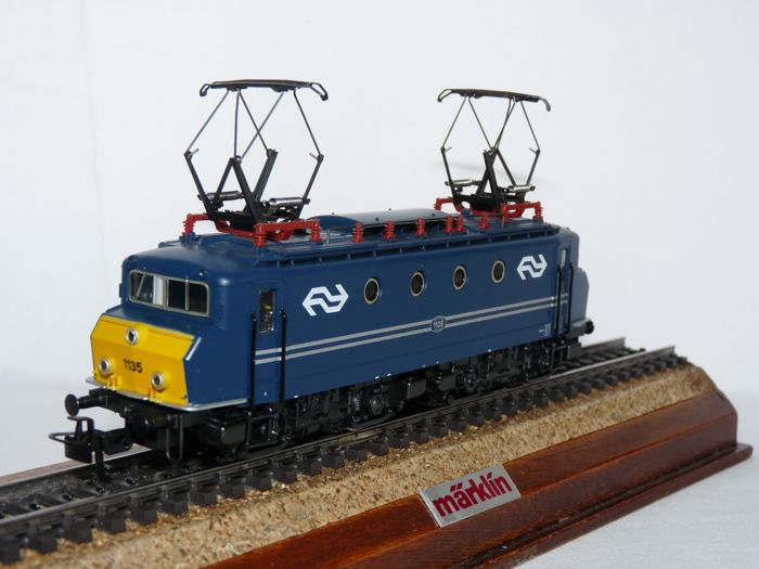 Märklin/Hamo H0 - 8327 - Electric locomotive - Serie 1100 - NS