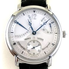Maurice Lacroix Master Piece Retrograde   Men´s Watch