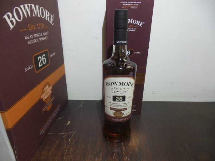 Bowmore 26 years old The Vintner's Trilogy - 70cl