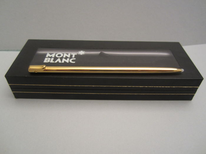 Montblanc Touch screen box, original, perfect condition - ideal as a gift