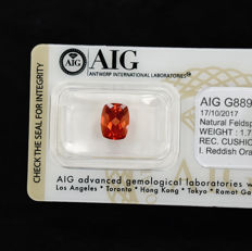Andesine – 1.71 ct