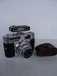 Camera VOIGTALNDER Vito BL + light meter TELEX with case
