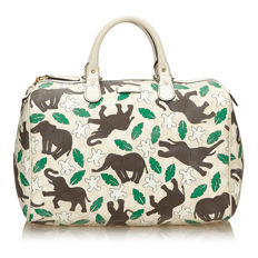 Gucci - Elephant Print Joy Bag