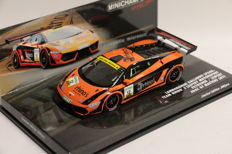 Minichamps - Scale 1/43 - Lamborghini Gallardo LP600 ´ADAC GT Masters 2011´ - Limited Edition 300 pieces