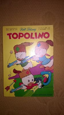 Almanacco Topolino + Topolino - 16x assorted issues (1966-85)