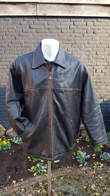 Pall Mall American classic leather Jacket - Leren jas