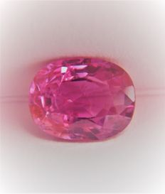 Pink Sapphire - 1.46 ct