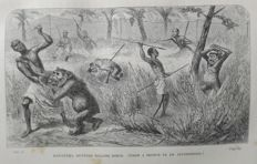 Horace Waller - The Last Journals of David Livingstone in Central Africa, from 1865 to His Death - 2 Volumes -  1874.
