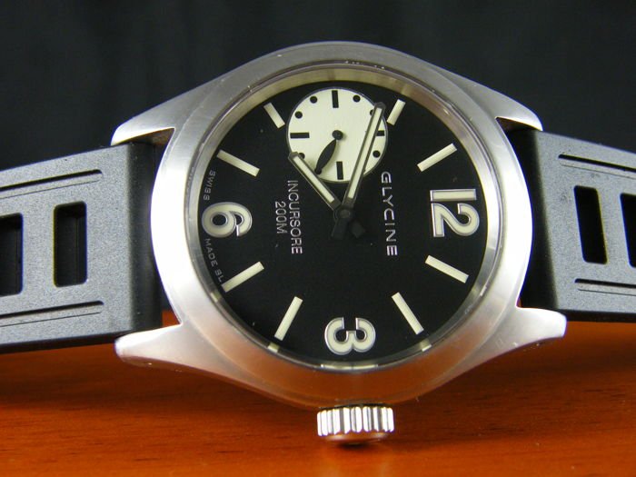 Glycine-incursore 46 Mm