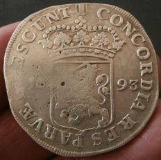 Holland – Silver ducat 1693