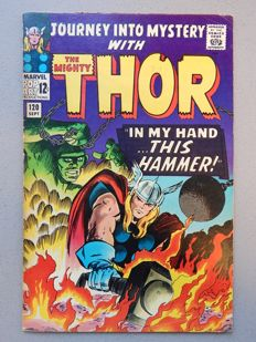 Marvel Comics - Journey into Mystery with the Mighty Thor #120 - 1x sc - (1965)