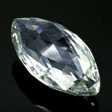 White topaz - 25.38 ct - No Reserve Price