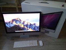 "Apple iMac 27"" - Intel Core i5 Quadcore 2.66Ghz (3.2Ghz Turbo) CPU, 8GB DDR3 RAM, 256GB SSD & 1 TB HD, ATI HD 4850 - complete in box with keyboard & mouse"