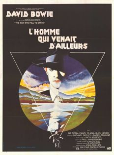 Anonyme - The Man Who Fell To Earth - 1976