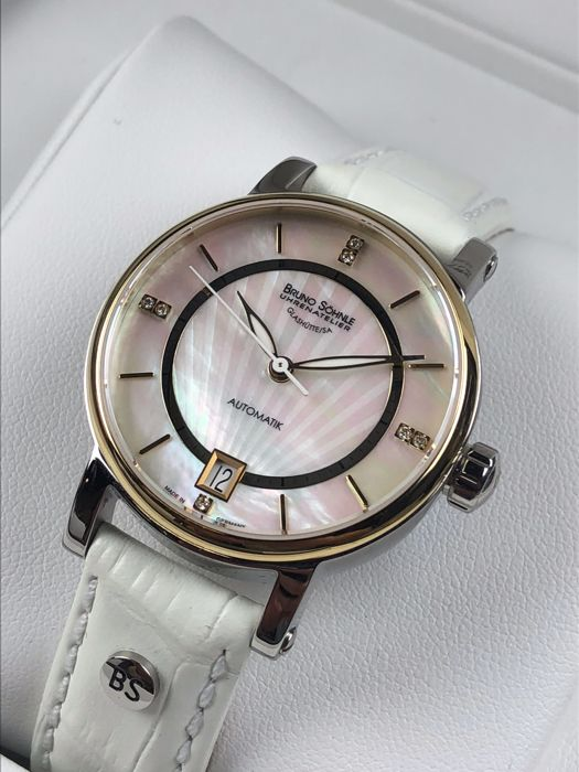 Bruno Söhnle (Glashütte) Stellina Automatic ref: 17-22114-941 - women´s watch