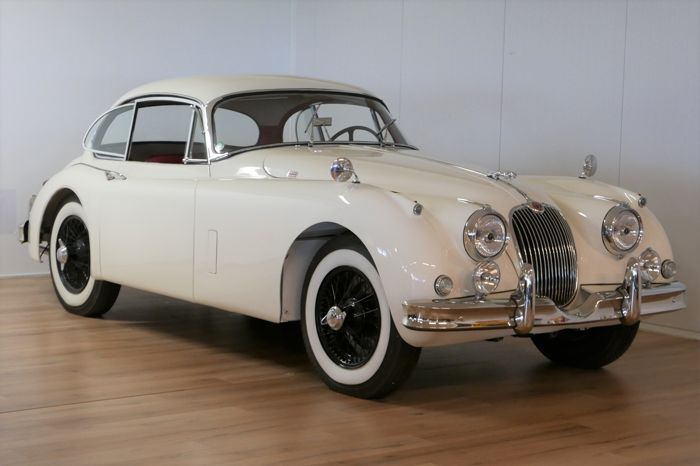 Jaguar - XK150 FHC Fixed Head Coupé - 1958