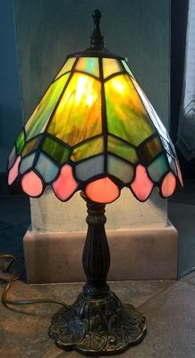 Unknown - Art Nouveau Lamp - recent