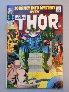 Marvel Comics - Journey into Mystery with the Mighty Thor #122 - 1x sc - (1965)