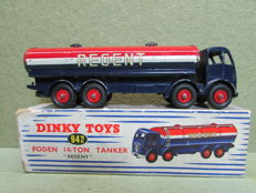 "Dinky Toys - Scale 1/48 - Foden 14-ton Tanker ""Regent"" No.942"