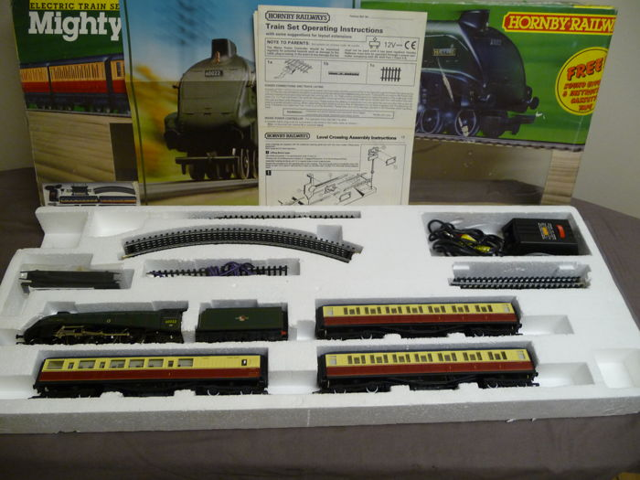 Hornby 00-60022-box-Mighty Mallard