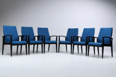 Brunner - set of 6 chairs