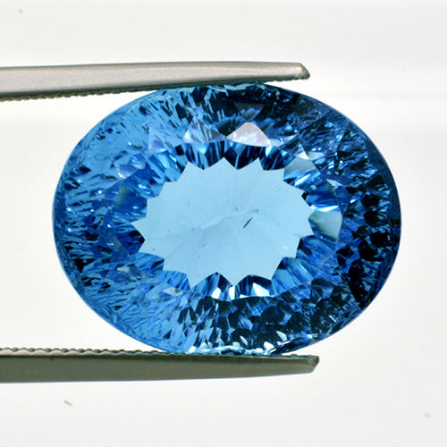 Swiss Blue Topaz - 23.36 ct